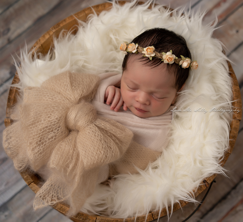 fontana newborn photographer