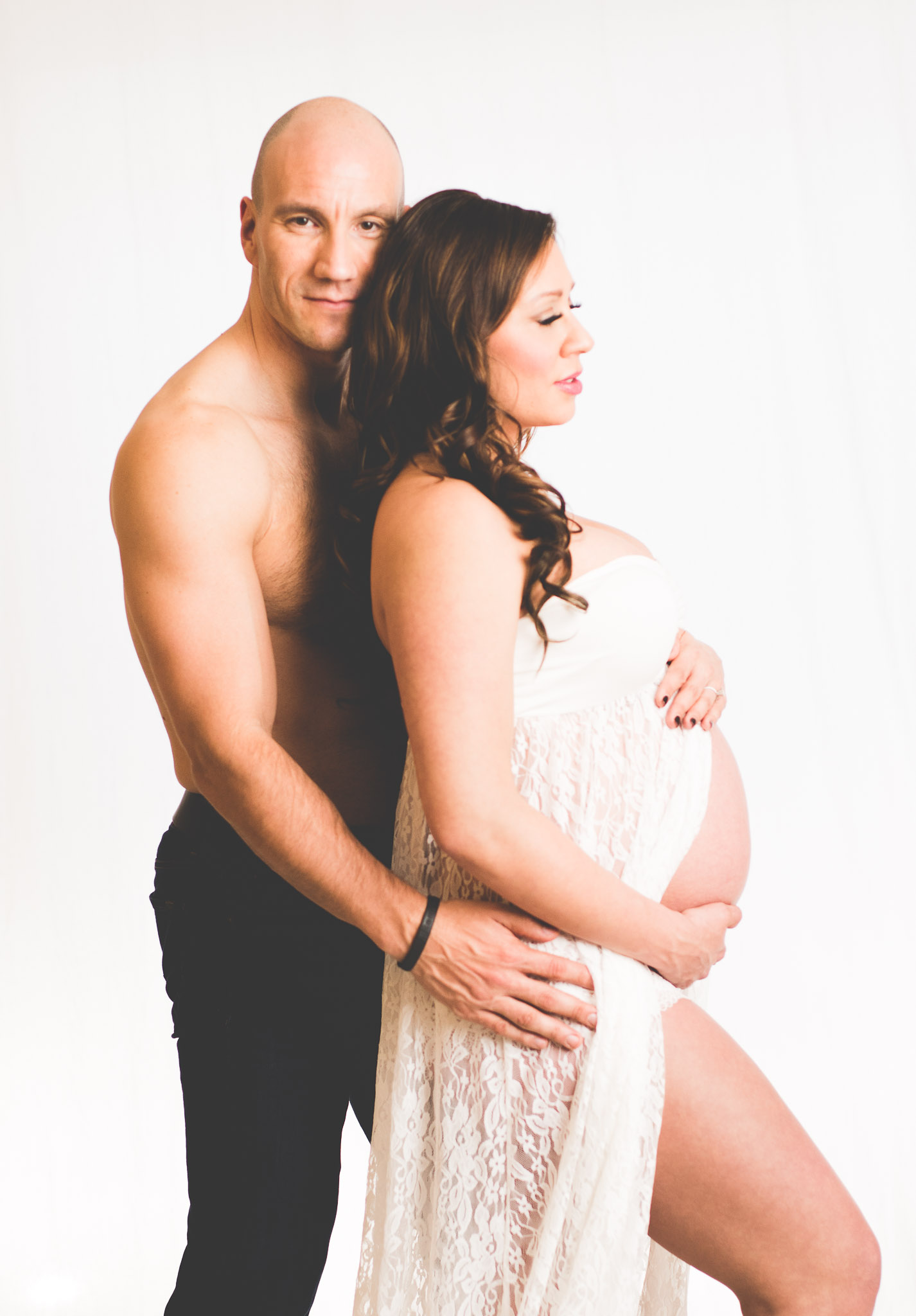 Studio city maternity photographer